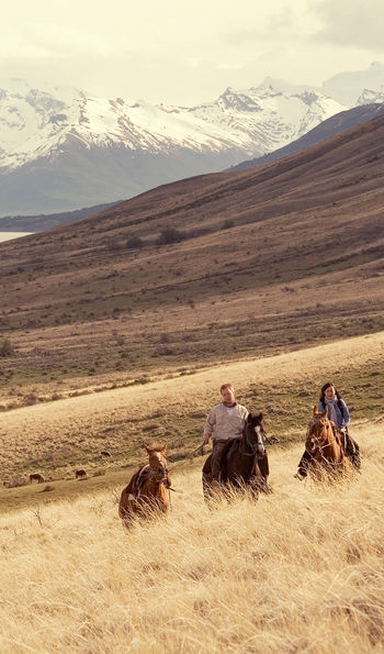 Ride out with gauchos into Argentina's untamed wilderness
