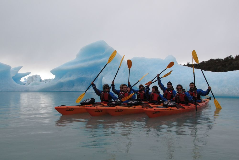 Activities, Kayaking, Eolo, Calafate
