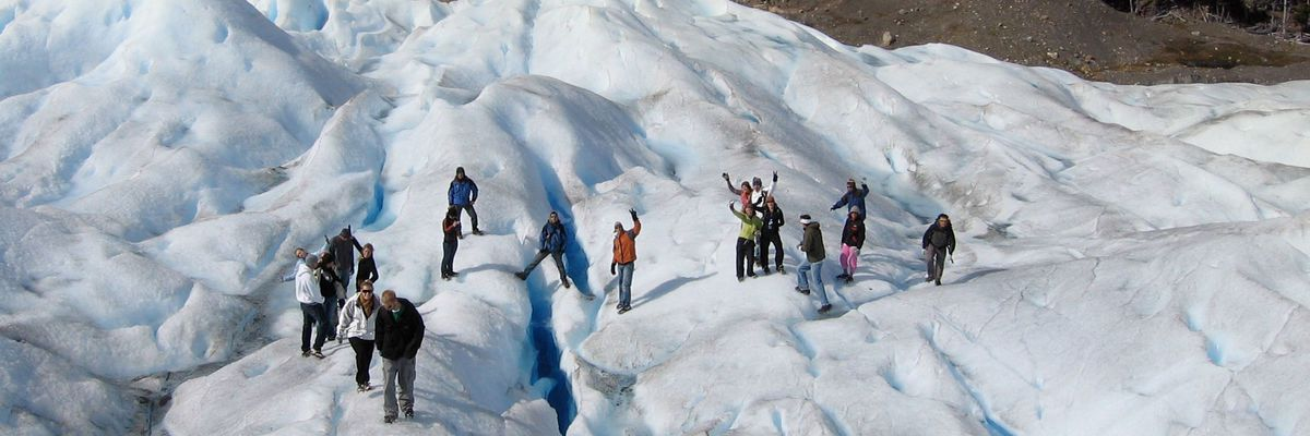 Activities, Mountain trekking, Eolo, Calafate
