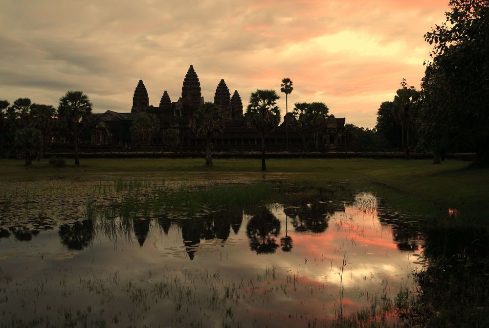 Adam Hickmott's photos in Angkor Wat, Cambodia