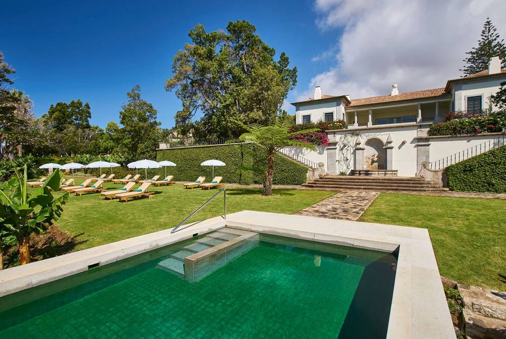 Adults-only pool, Quinta da Casa Branca