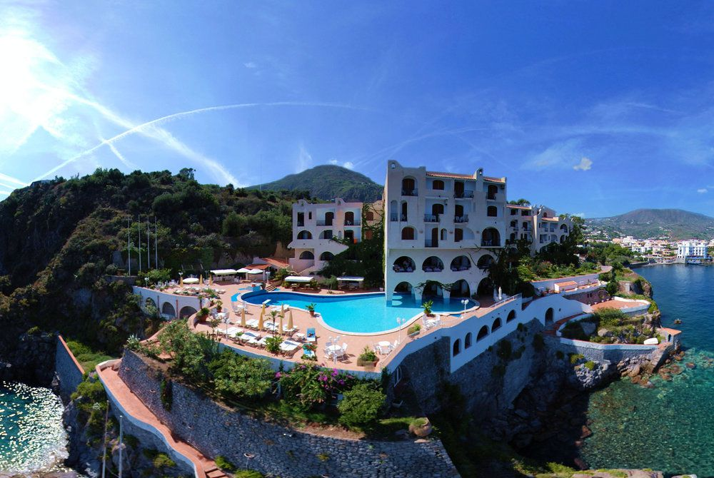 Hotel Carasco, Lipari Island