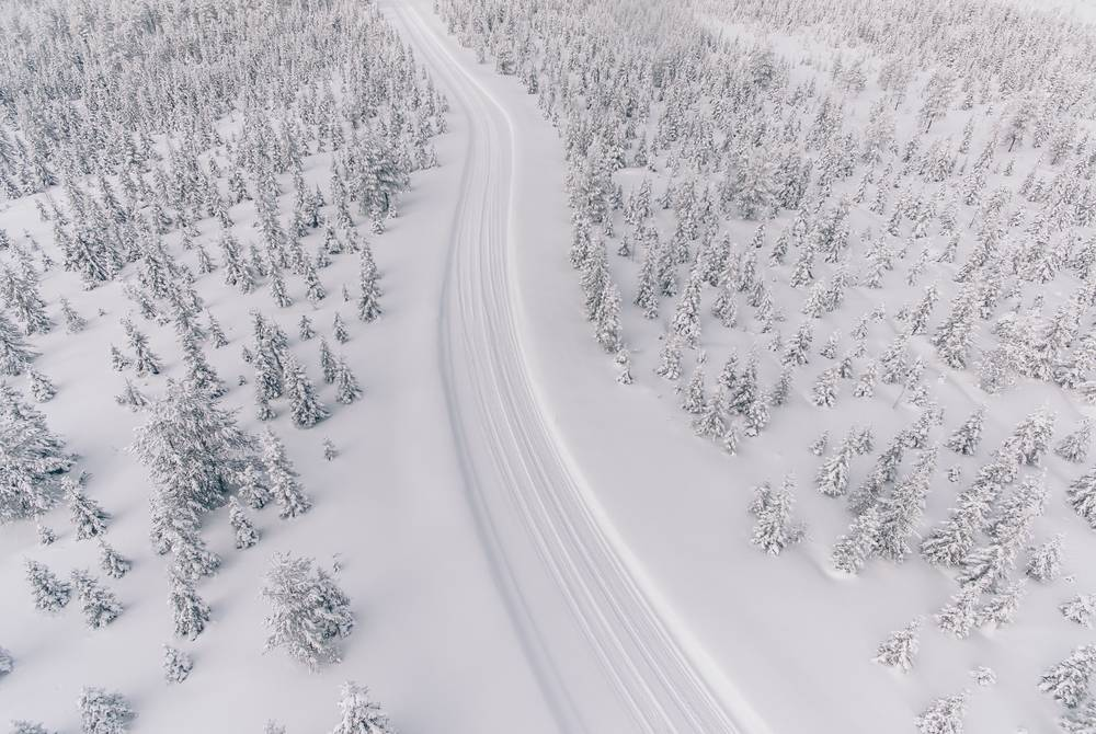 Luleå ice road tour