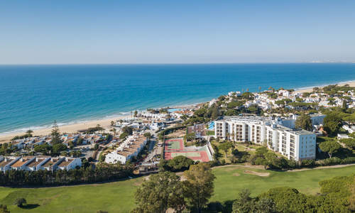 Aerial View, Dona Filipa