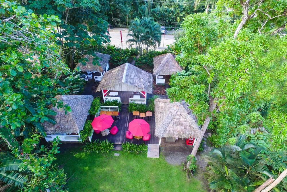 Le Caméléon, Costa Rica