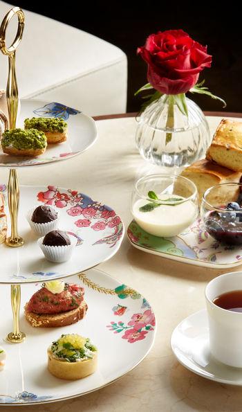 Afternoon Tea, Palais Hansen Kempinski