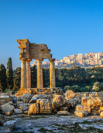 Agrigento, Sicily