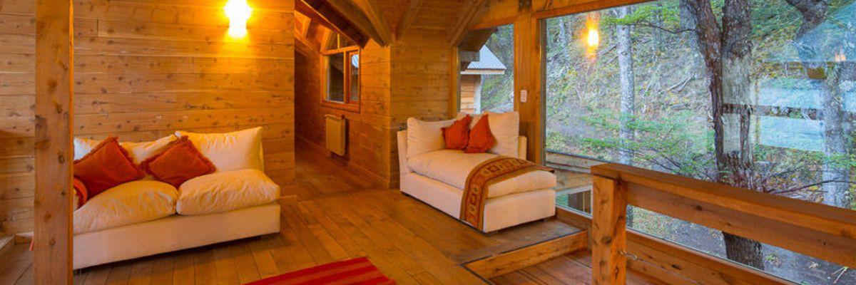 Aguas Arriba Lodge, Patagonia