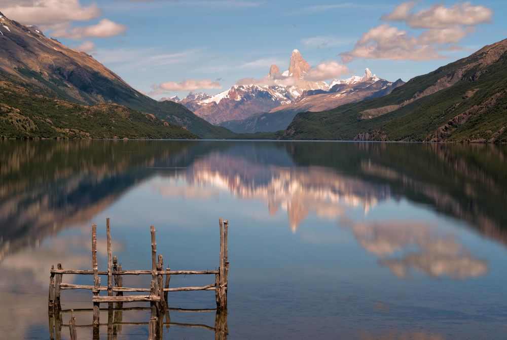 Aguas Arriba Lodge, Patagonia