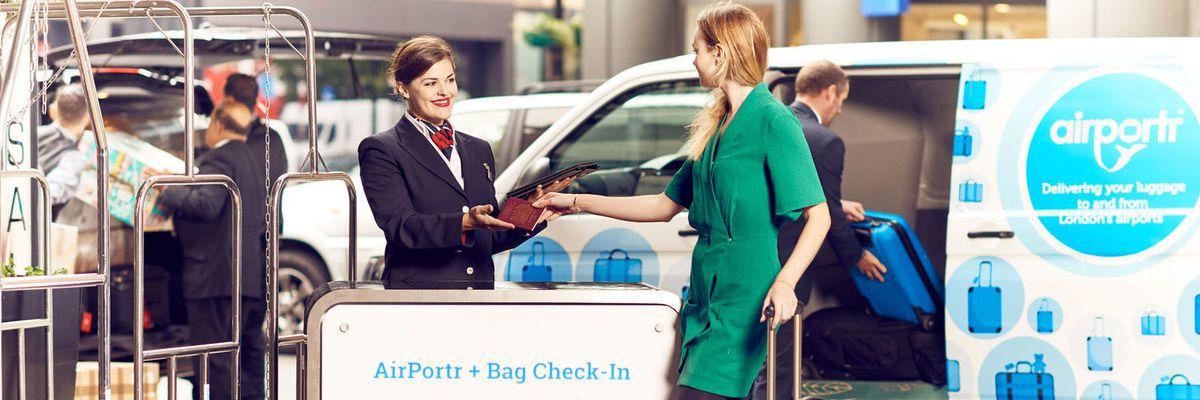 AirtPortr Service
