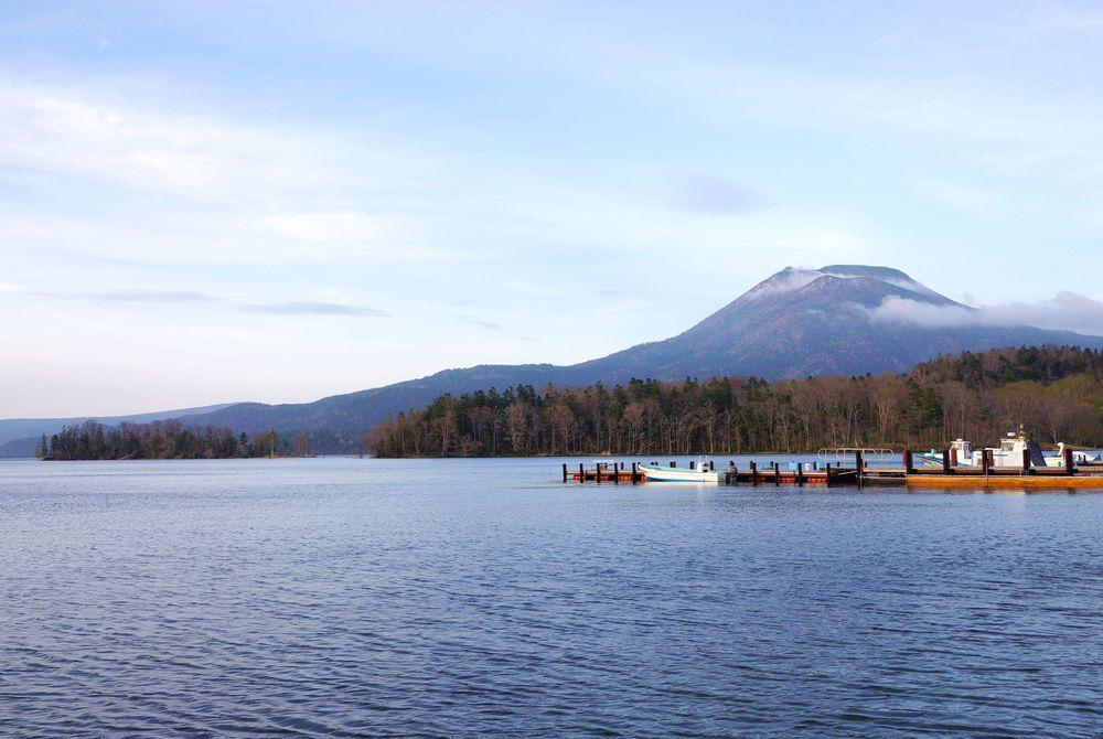 Akan Lake, Hokkaido, Japan