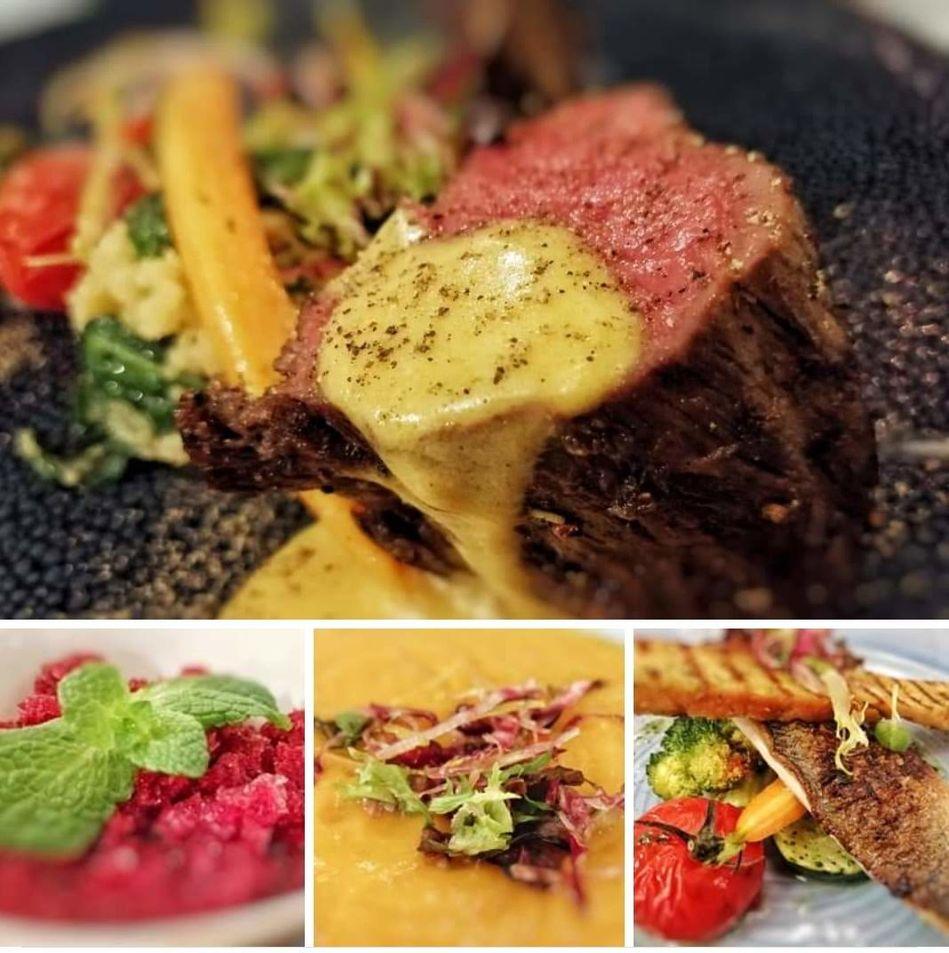 Al Fresco Restaurant Cuisine, AmaMagna, AmaWaterways