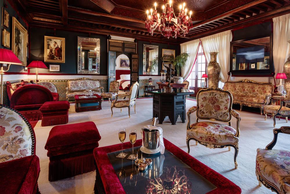 Al Mamoun Suite, La Mamounia, Marrakech, Morocco