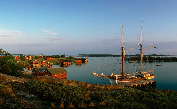 The Aland Islands, Finland