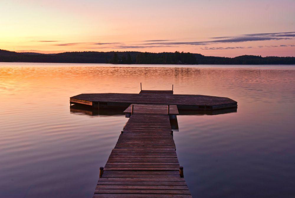 Algonquin - sunrise