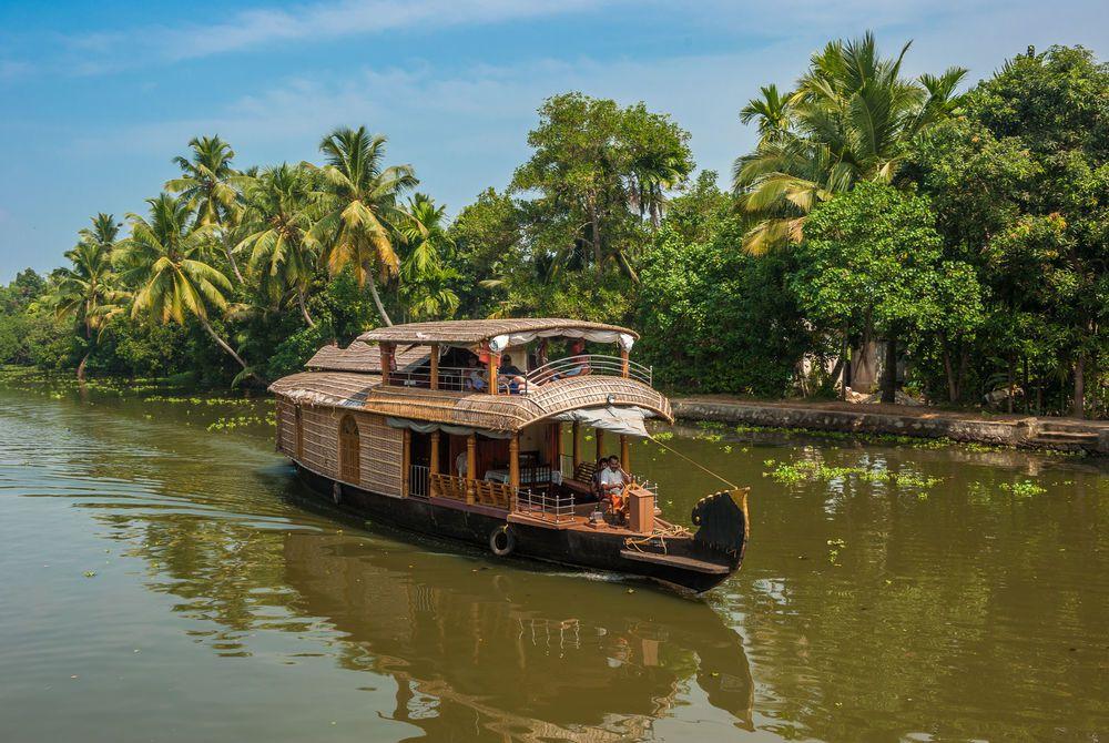 Alleppey, Kerala,