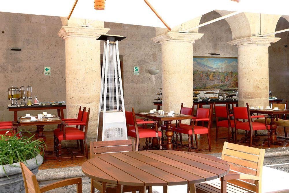 Alma Restaurant, Casa Andina Premium Arequipa, Arequipa