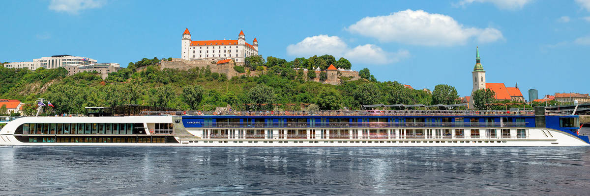 AmaWaterways secure six out of the ten top spots in Berlitz Guide