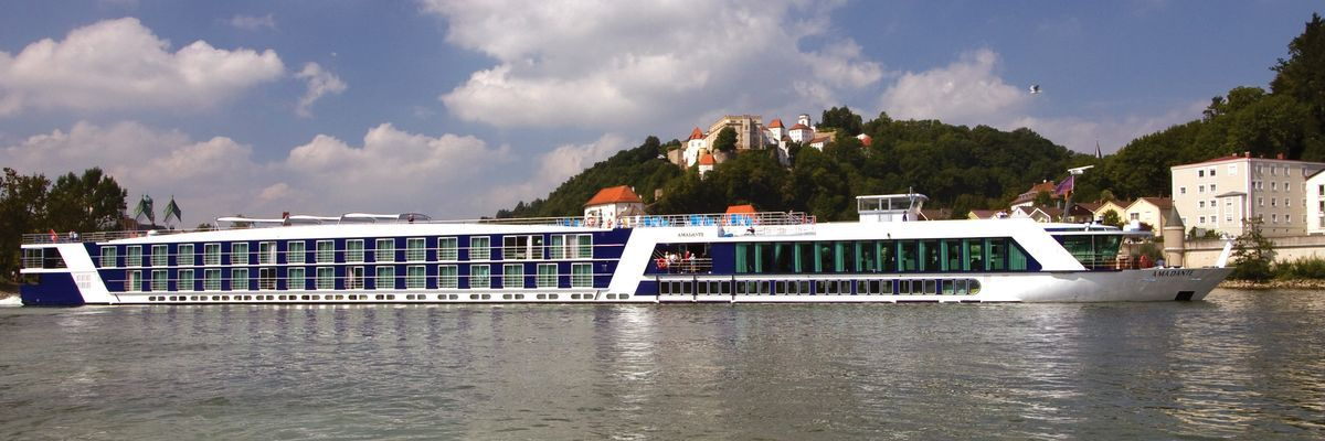AmaDante River Cruise Review Day 1