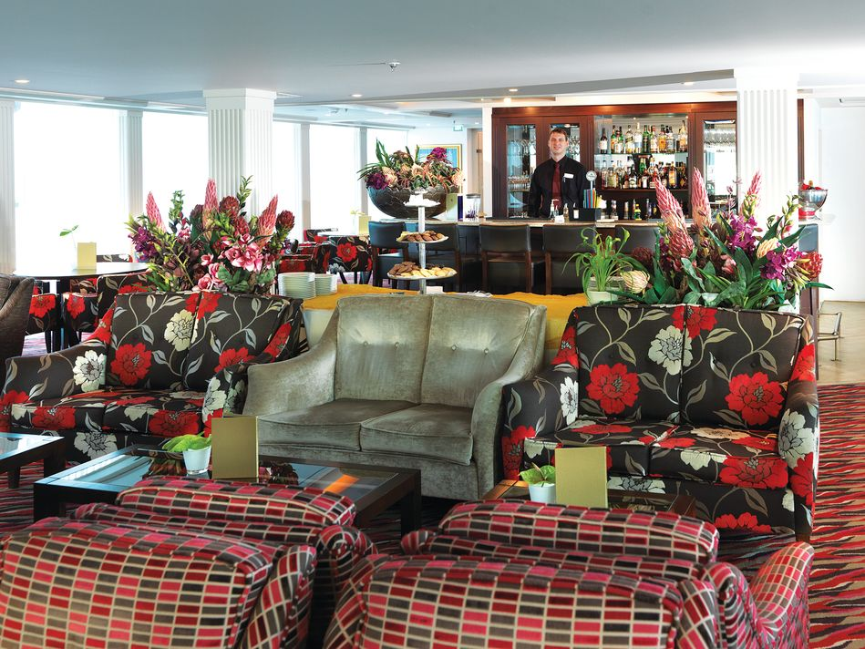 Amadolce main lounge