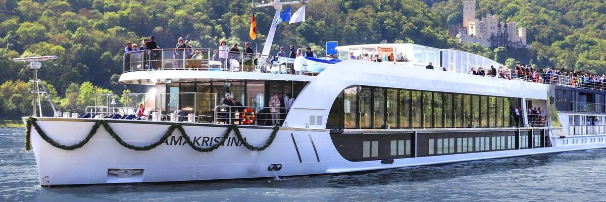 AmaSiena to join AmaWaterways fleet