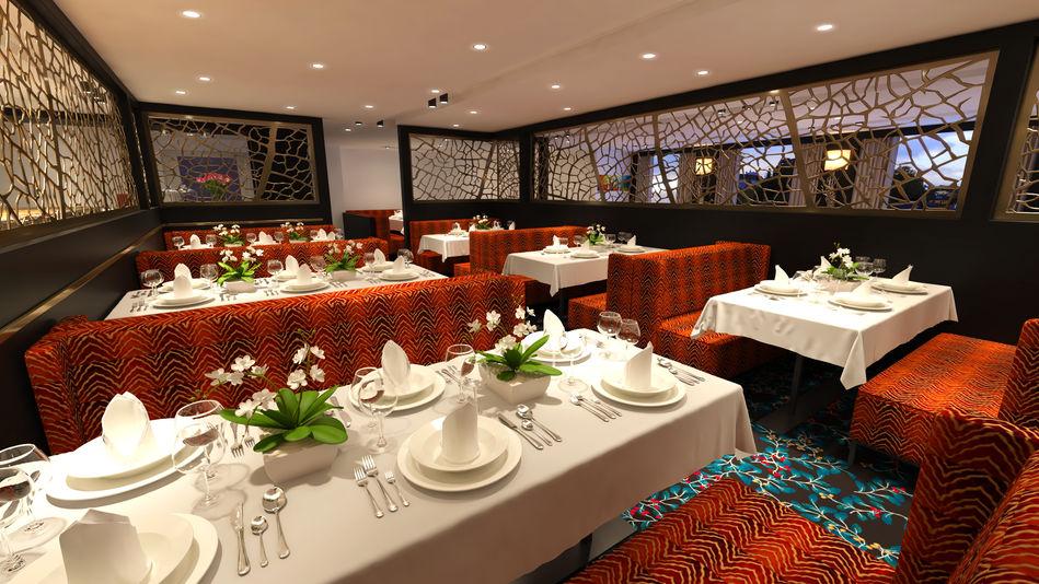 AmaMagna's restaurant