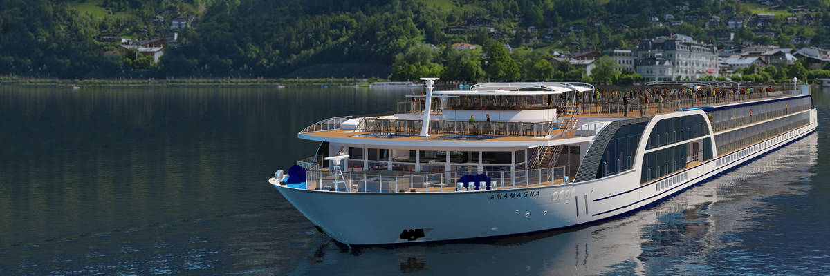 AmaWaterways announce godmother of AmaMagna