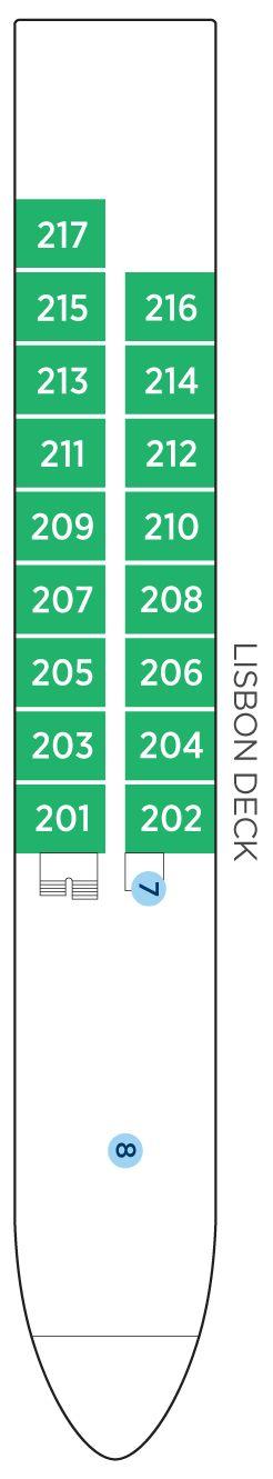 Lisbon Deck