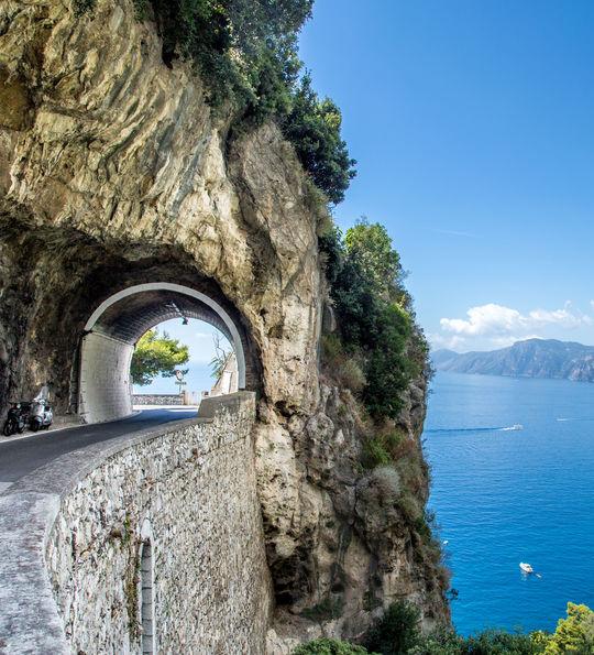 Blue Ribbon Road, Amalfi Coast