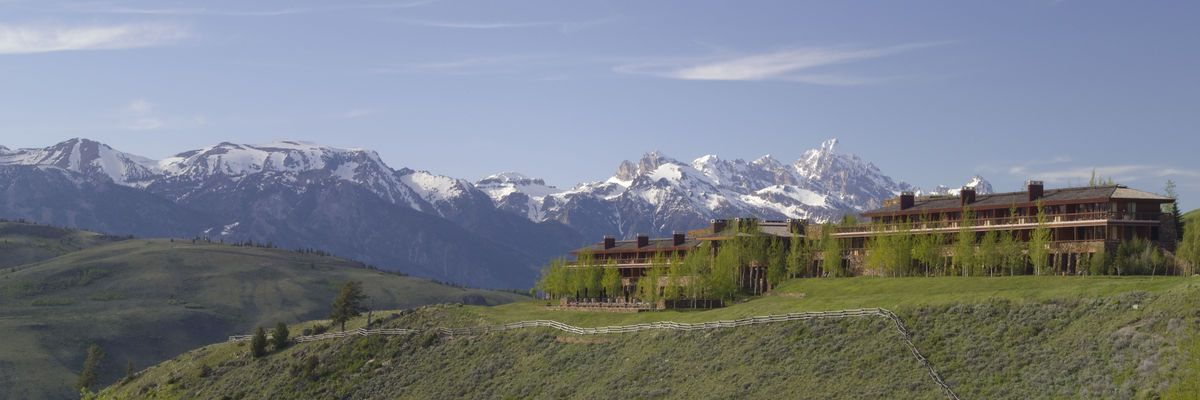 Amangani, Jackson Hole, Wyoming