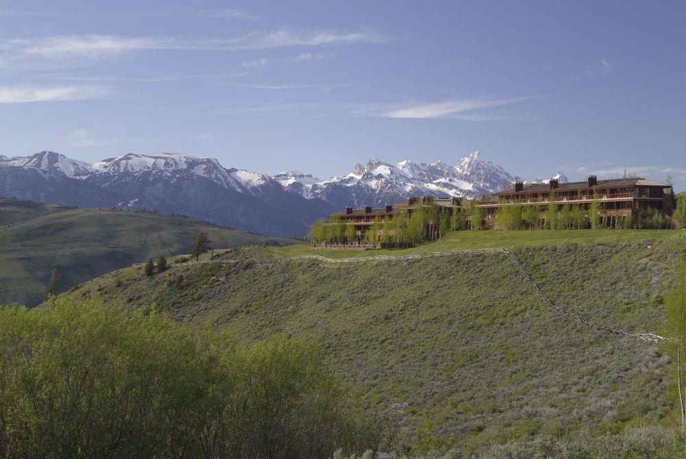 Amangani, Jackson Hole, Wyoming