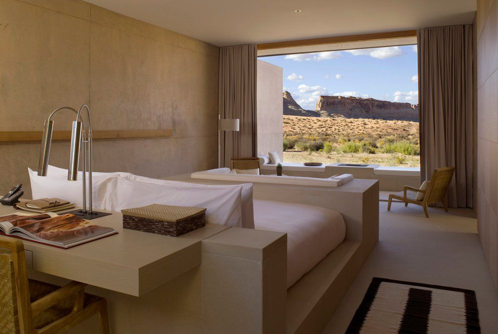Amangiri, Canyon Point