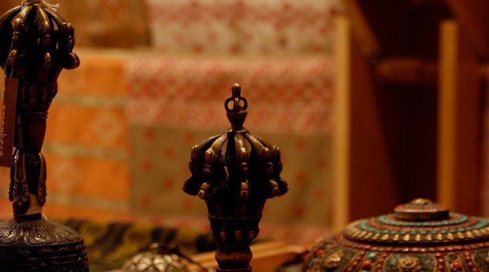 Interior Decoration Details, Amankora Thimphu