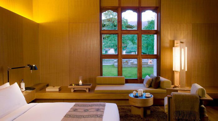 Suite Interior, Amankora Bumthang