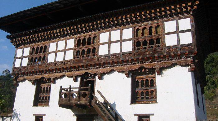 Exterior, Amankora Punakha