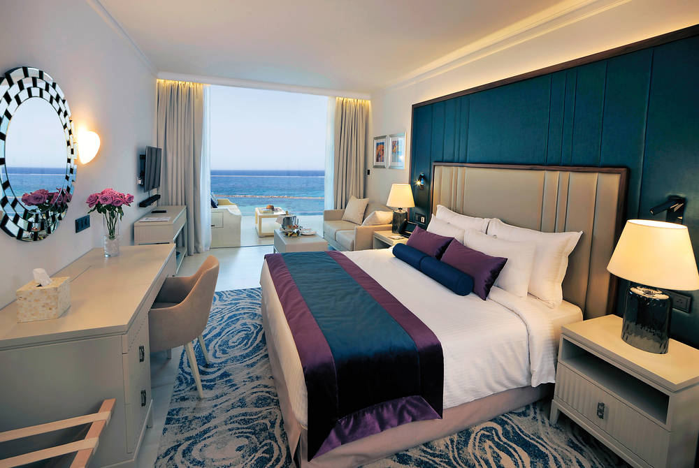Bedroom, Amavi Hotel