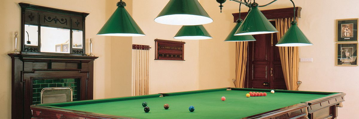 Billiards Room, Ananda in the Himalayas