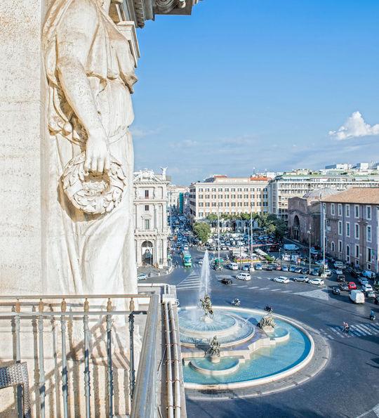Anantara Palazzo Naiadi Rome