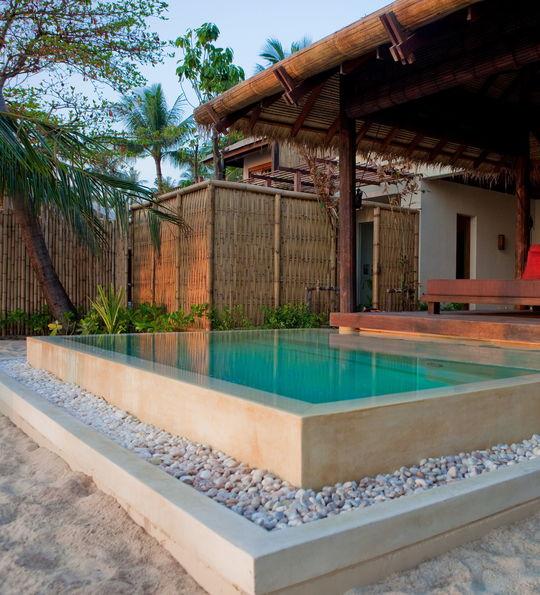 Pool Villa, Anantara Rasananda