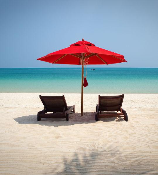 Beach, Anantara Rasananda