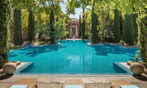 Anantara Villa Padierna Palace - Pool View
