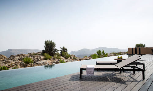 Cliff Pool Villa, Anantara Al Jabal Al Akhdar Resort