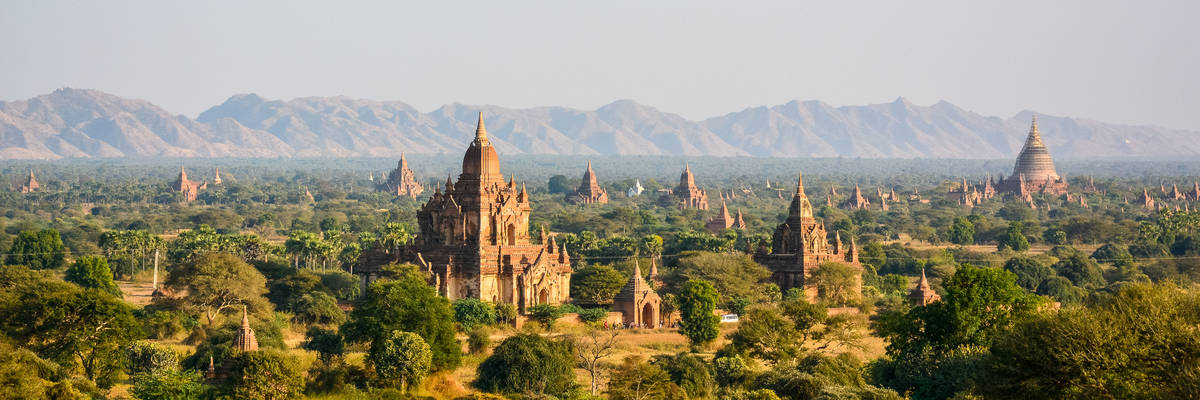 Ancient Land of Bagan, Bagan