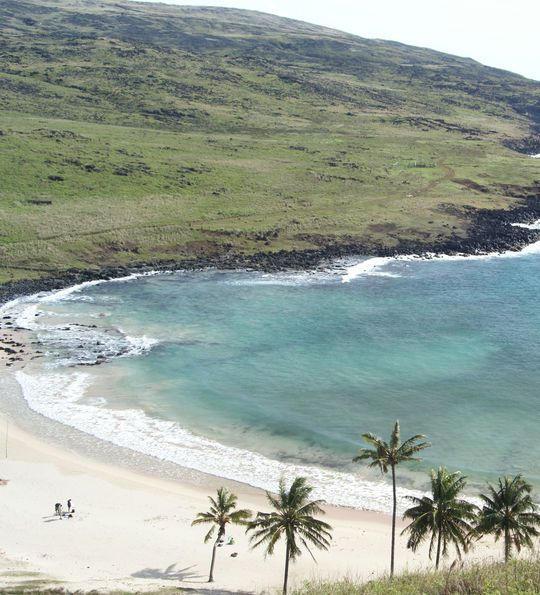 Easter Island Beaches