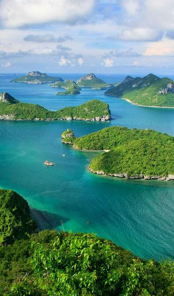 Ang Thong National Marine Park, Koh Samui