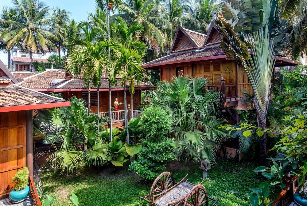 Angkor Village, Cambodia