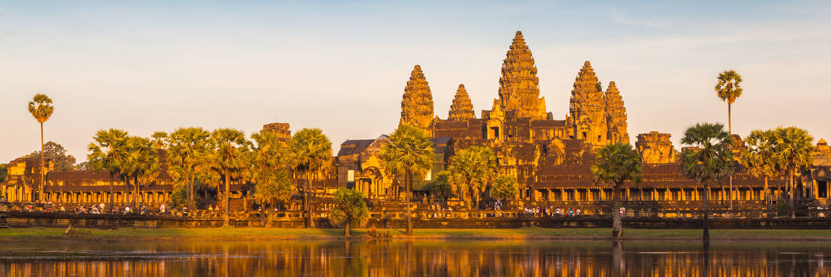2 for 1 Vietnam and Cambodia River Cruise