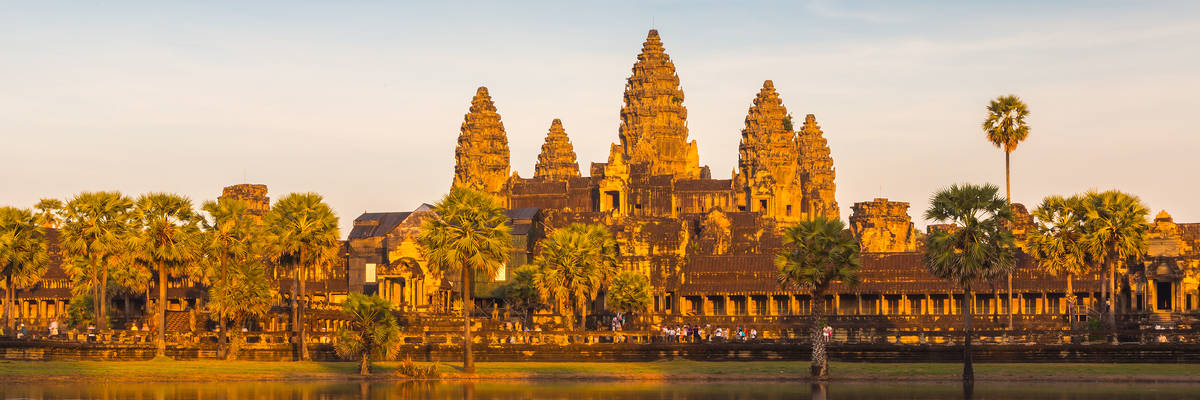 Free business class flights on a Vietnam & Cambodia luxury cruise