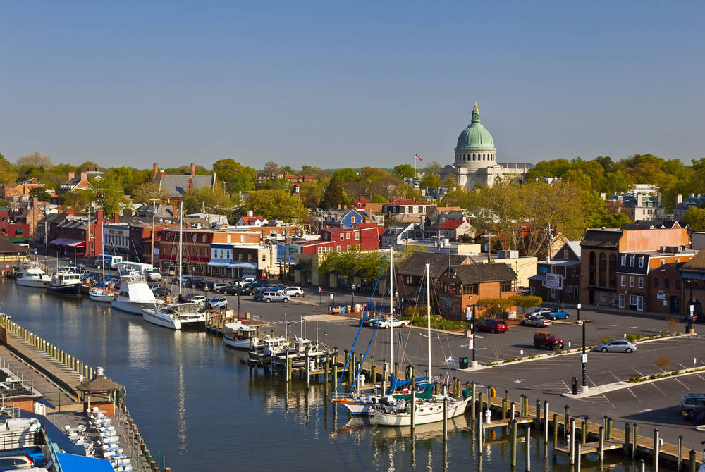 Annapolis waterfront, Capital Region