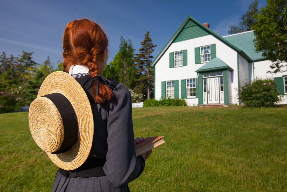 Anne of Green Gables, Prince Edward Island